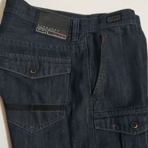 Sean John Button Fly Jeans